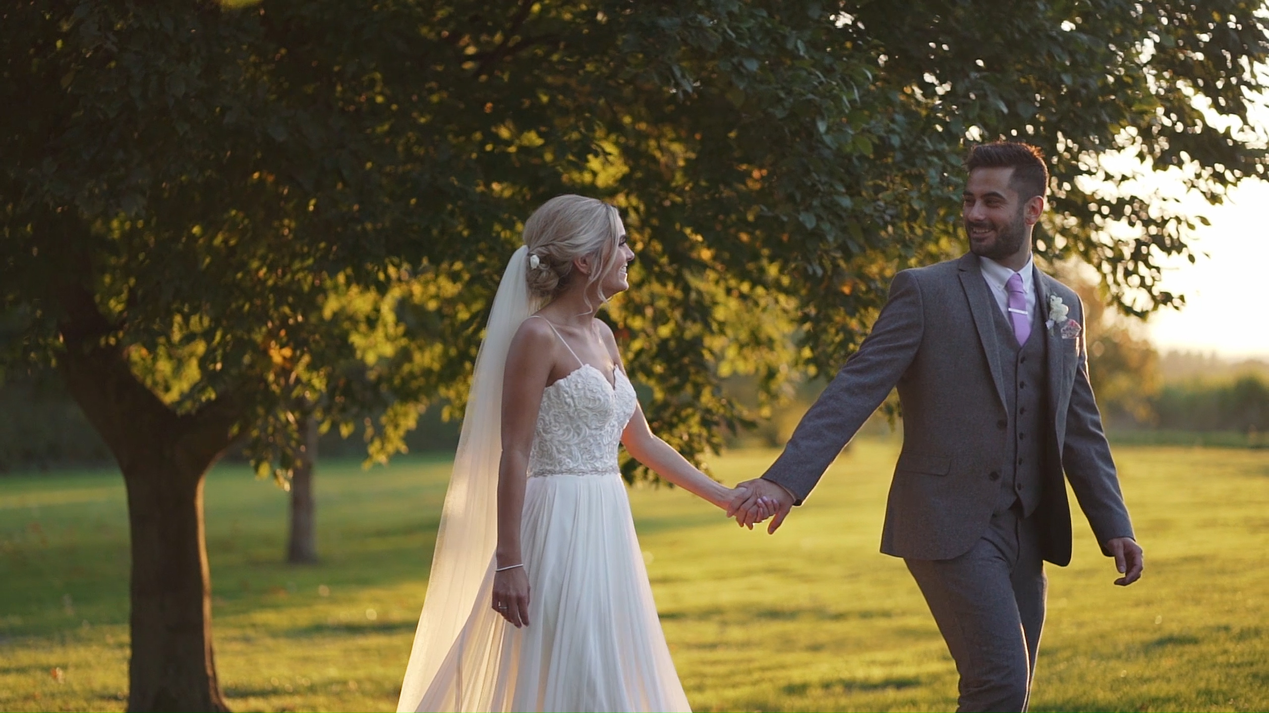 Wedding Videos in Staffordshire
